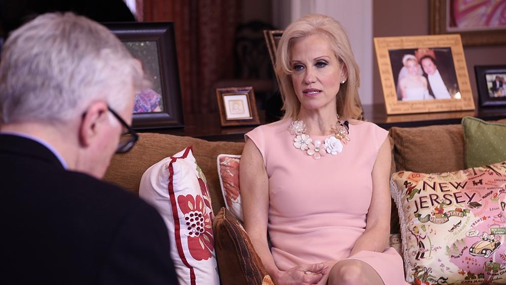 Video: Kellyanne Conway: 'There are many ways to surveil each other'