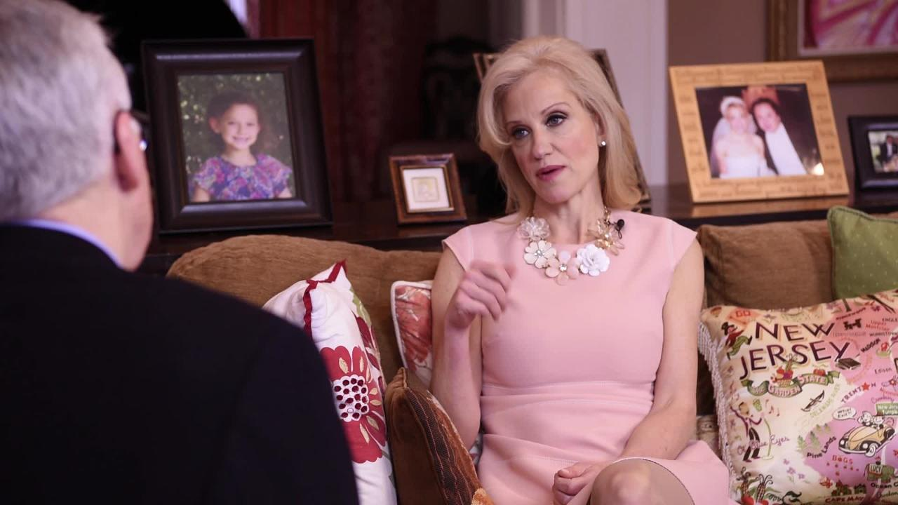 Video: Kellyanne Conway on critics and media