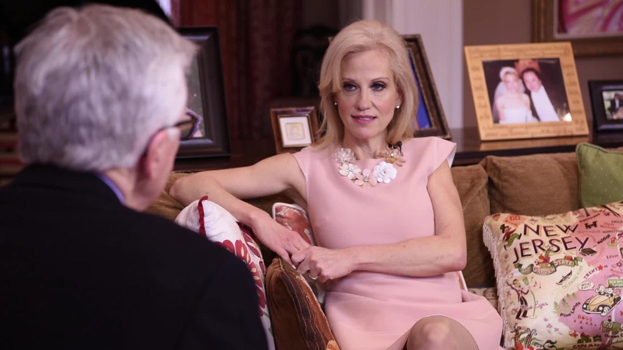 Video: Kellyanne Conway on 'alternative facts' and Bowling Green