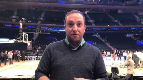 Video: Previewing the NCAA East Regional at Madison Square Garden