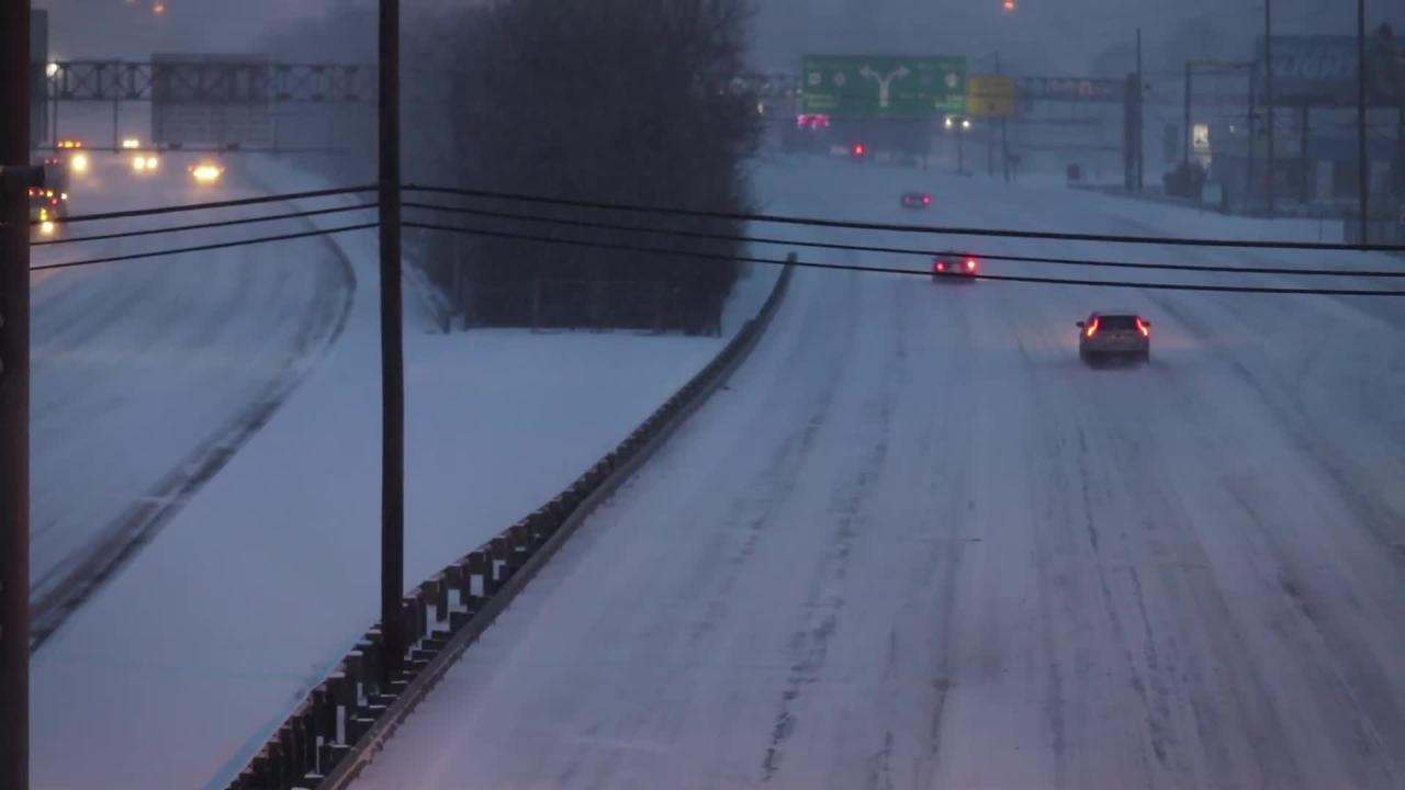 Video: Traffic on Route 46 in Totowa at 7 a.m.