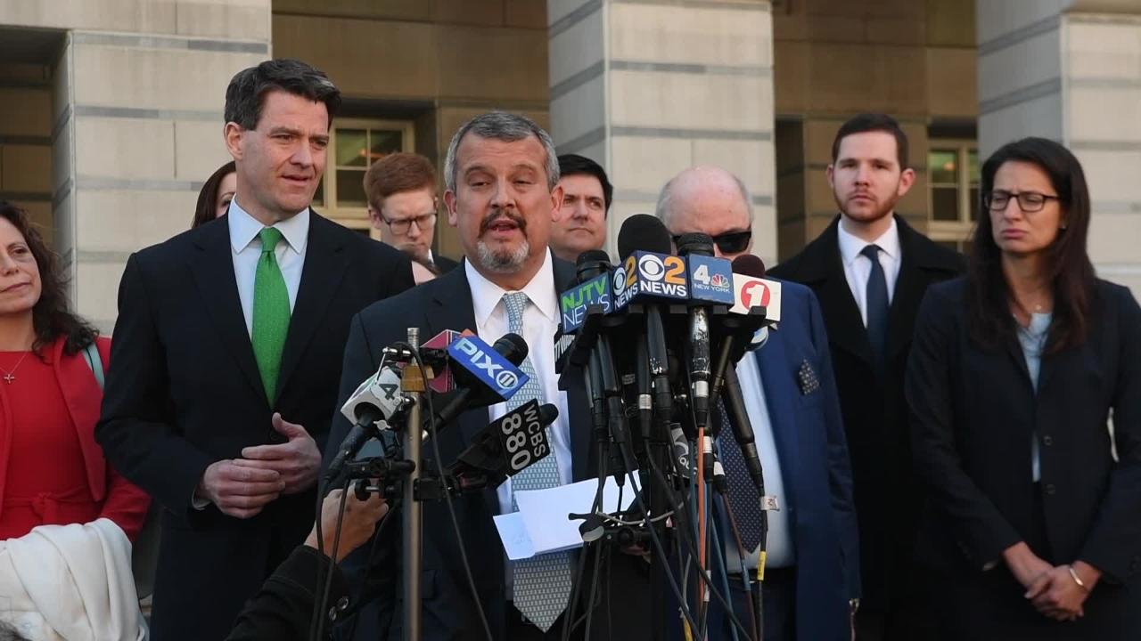 Video: Bill Baroni gets two years for Bridgegate