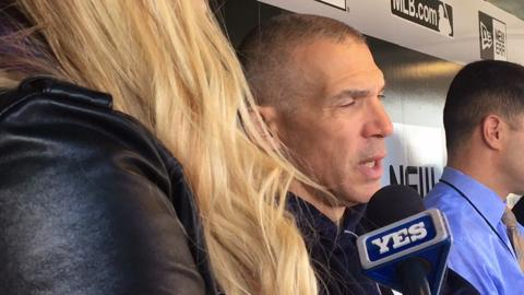 Video: Girardi talks Montgomery, facing ex-Yankee Nova