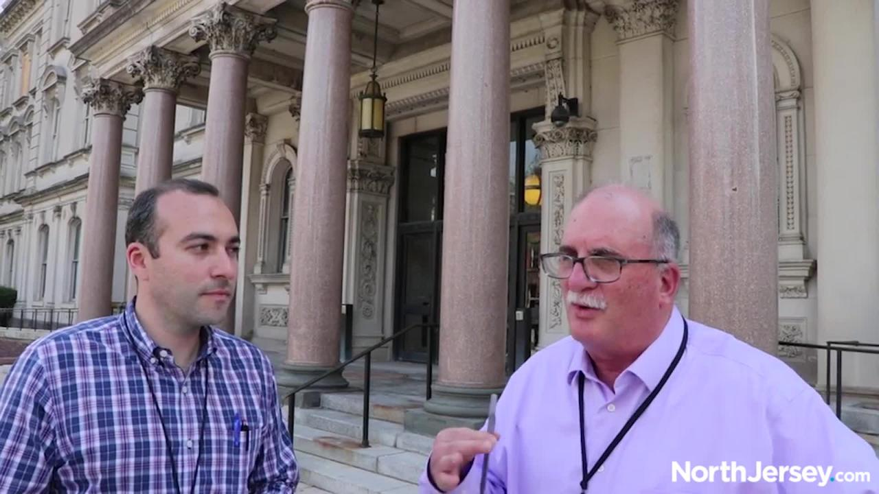 Charlie Stile and Dustin Racioppi discuss the latest in the race to succeed Chris Christie.