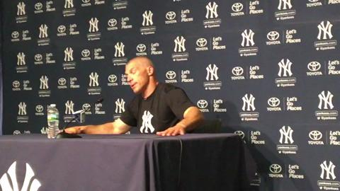 Video: Girardi talks about Judge's home run