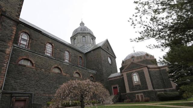 After doing stories on four North Jersey churches that have dealt with adversity, I decided to do this video essay on the church where I grew up - St. Michael the Archangel Monastery in Union City.