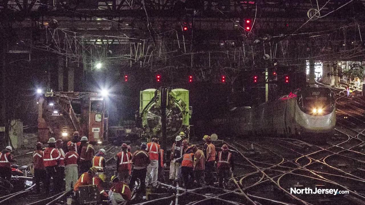 Amtrak CEO discusses Penn Station improvements
