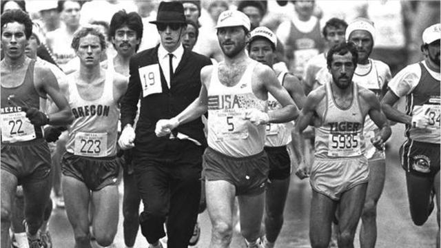 Tom Fleming died while coaching Montclair Kimberley Academy during a meet.
