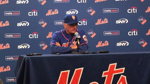 Video: Terry Collins talks about Jeurys Familia's outing