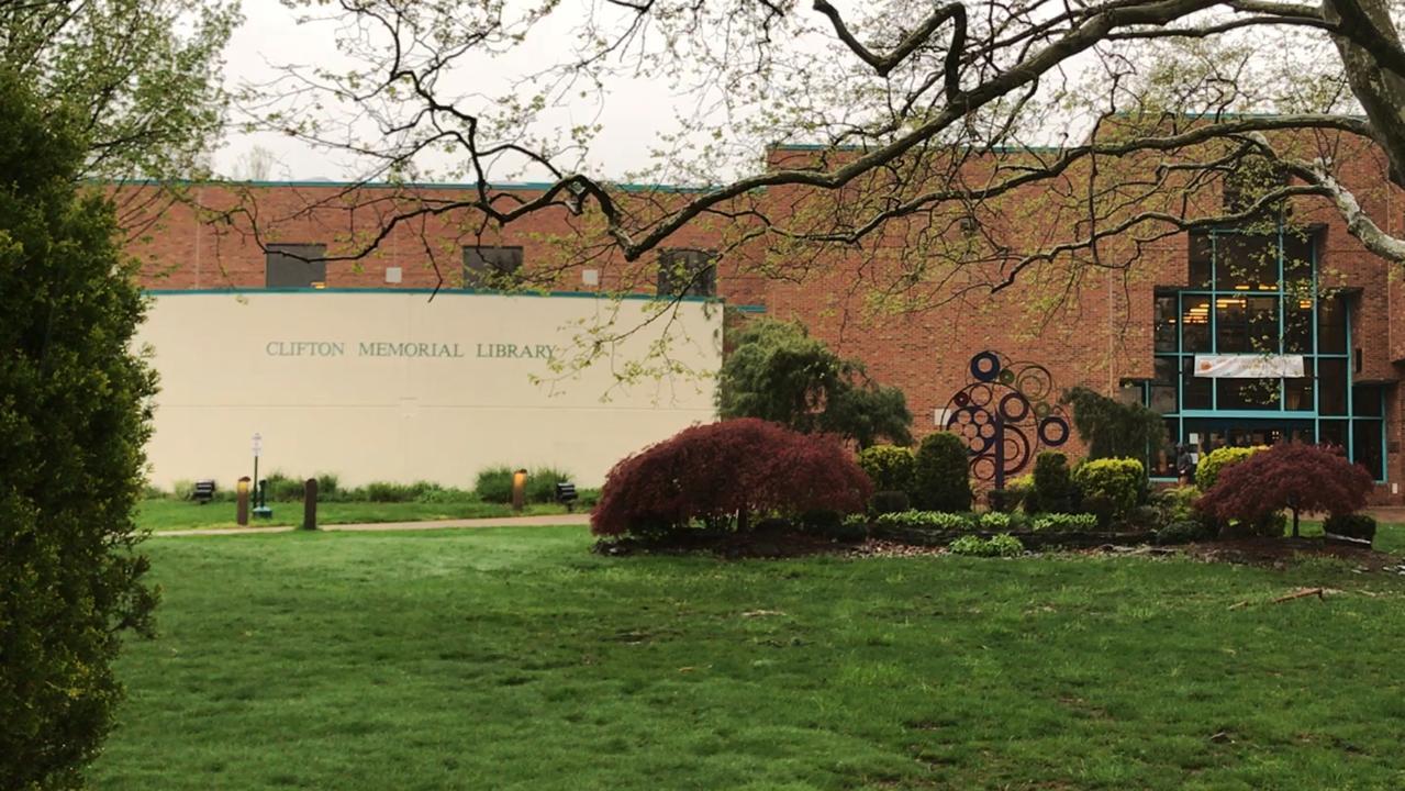 Clifton Main Memorial Library