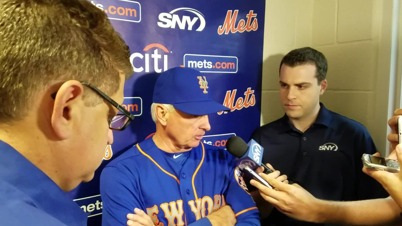Video: Collins on walk-off loss