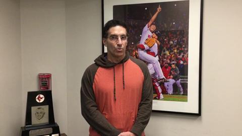 Bob Klapisch talks Derek Jeter, Yankees-Red Sox.