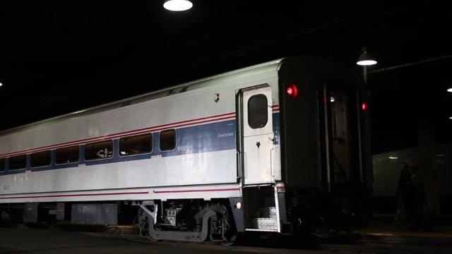 Amtrak Payments Stopped In New Jersey
