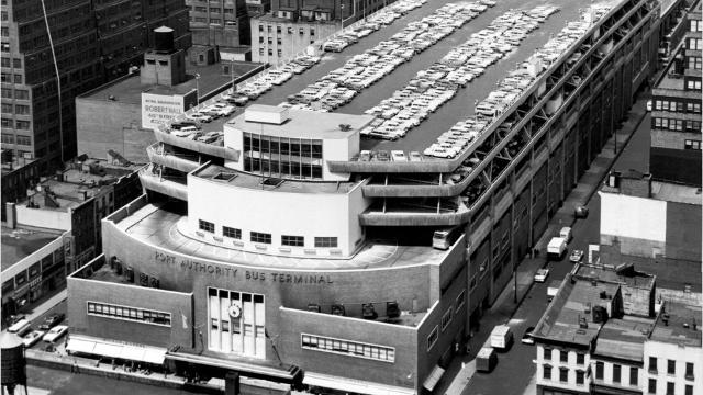 The Port Authority bus terminal is on its last leg. Here's how we got here.