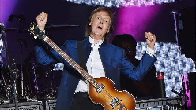"""The long and winding road of Sir Paul's """"One on One"""" tour,  launched a year ago, now leads to the door of the Prudential Center. The legendary singer, songwriter and Beatles co-founder has booked a new date at the Newark venue on Sept. 11, the arena's management announced Tuesday morning."""