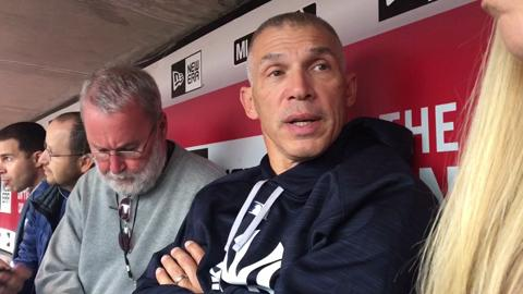 Video: Joe Girardi on Chase Headley