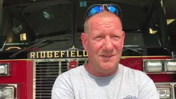 Fire Chief in Ridgefield Park recalls fireman killed in motorcycle crash