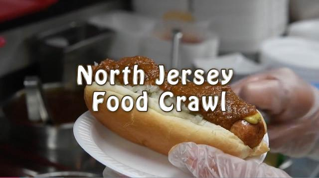 Visiting an expert's top three hot dog joints in North Jersey.