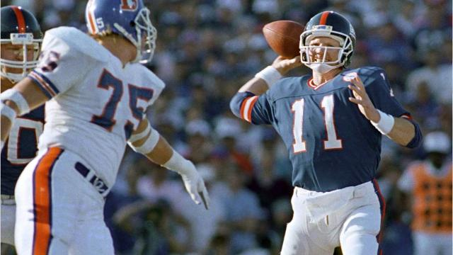 Former Giants quarterback Phil Simms recently put his Franklin Lakes house up for sale.