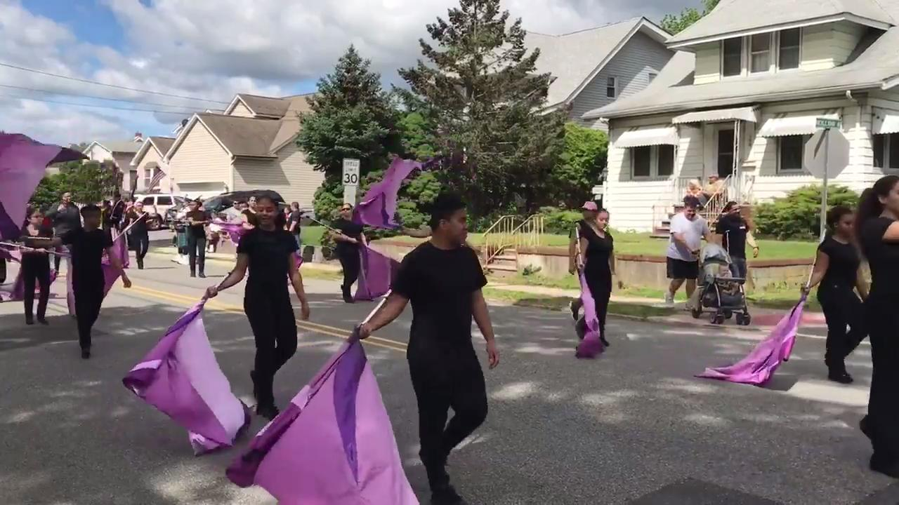Little Falls honored its war dead with a parade and ceremonies on Saturday, May 27, 2017.