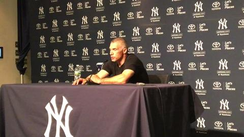 Joe Girardi talks about Didi Gregorius.