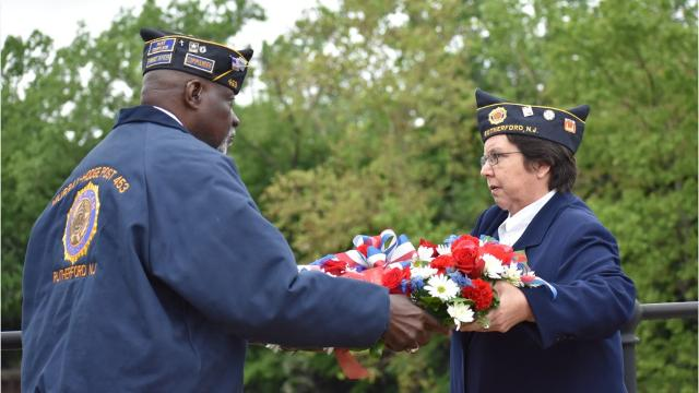 Rutherford held several Memorial Day activities on Monday, May 29.