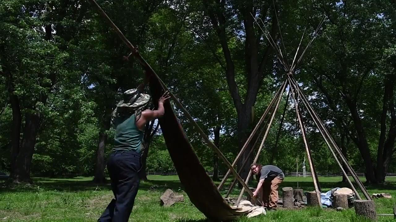 The Ramapough Lenape Nation will hold a four-day prayer in support of their religious right to have tepees at Split Rock Sweetwater Prayer Camp in Mahwah. The town recently filed a lawsuit ordering the removal of the tepees.