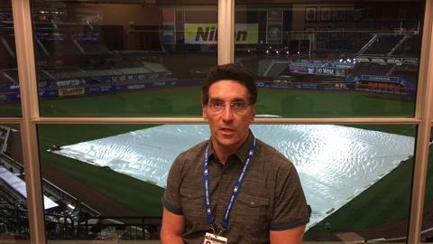 Record columnist Bob Klapisch on Matt Harvey's start against the Padres on Tuesday night.