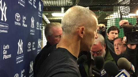 Video: Girardi on the Yankees' win at Wrigley on Friday