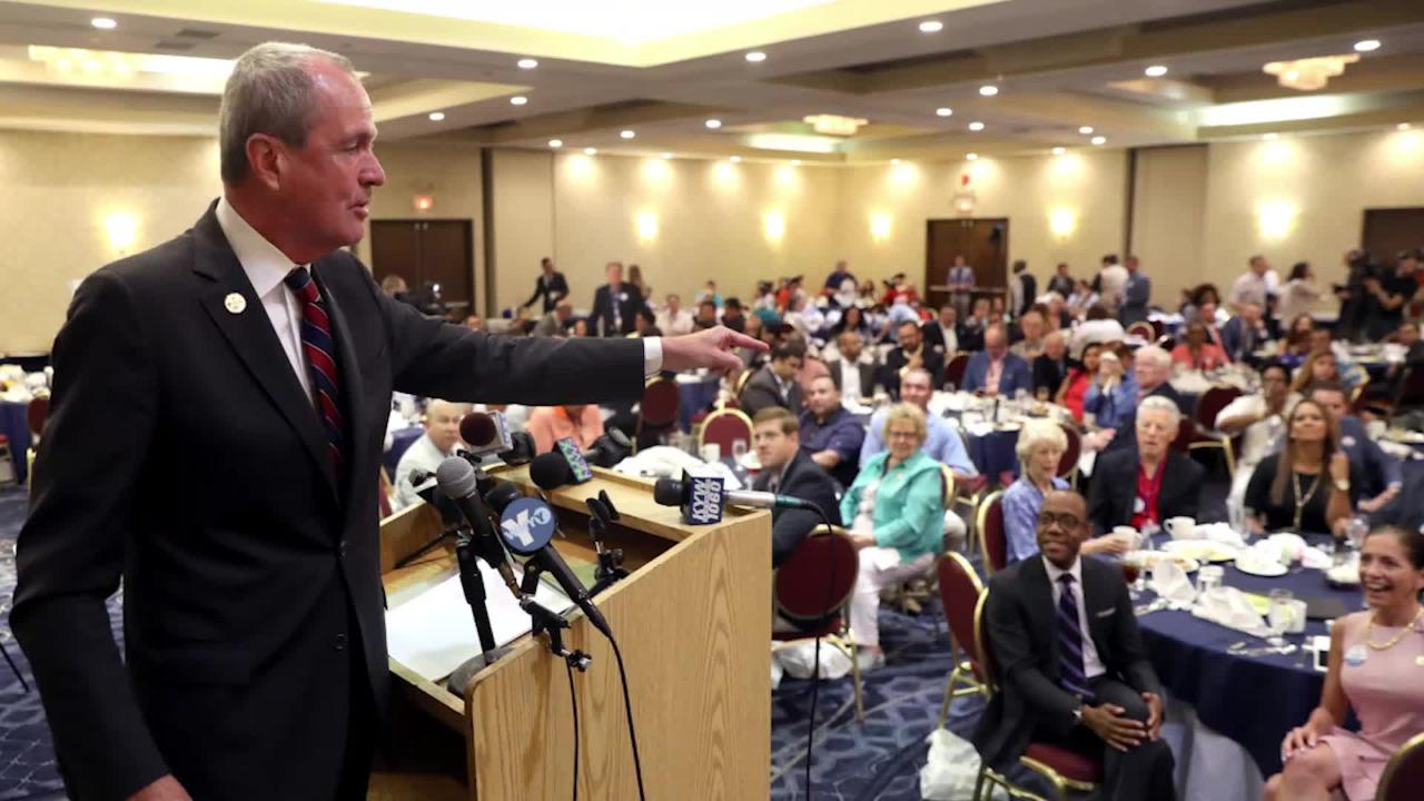 Video: Phil Murphy, NJ governor candidate