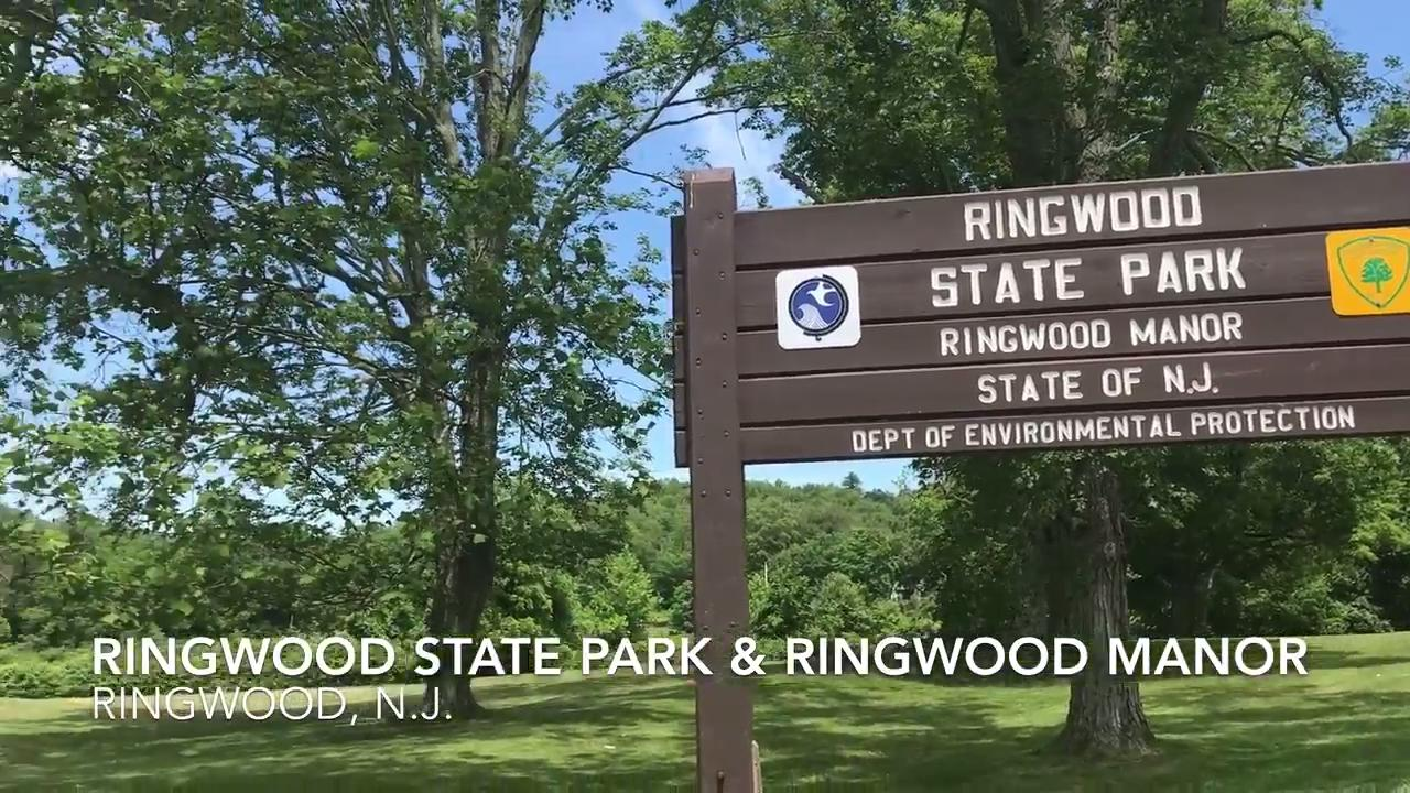 A quick video trip to Ringwood State Park and Ringwood Manor in Ringwood, N.J.