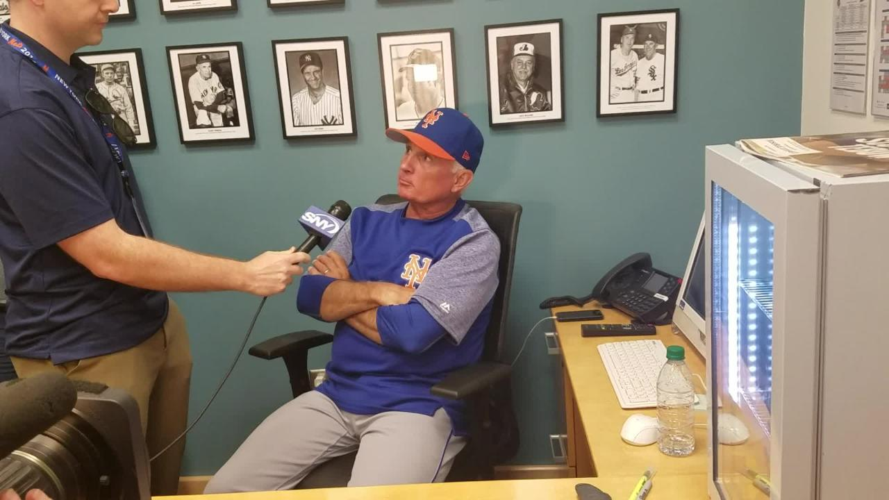 Video: Collins on Flores and Cecchini