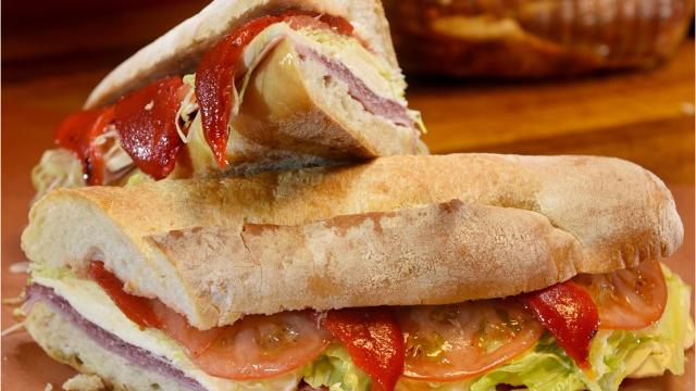Don't take sandwiches for granted. Some are culinary tour de force.