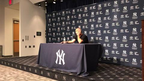 Video: Girardi on the Yankees' 10-5 loss to the Angels