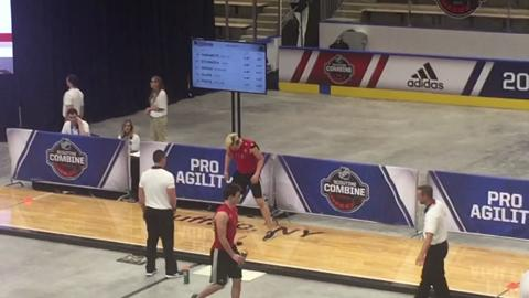 Video: Scene at NHL Scouting Combine