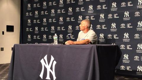 Video: Girardi on the Yankees' seven-game losing streak