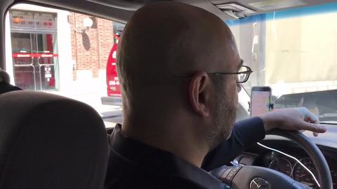 Video: Road Warrior: Lyft to NJ - Let's be friends