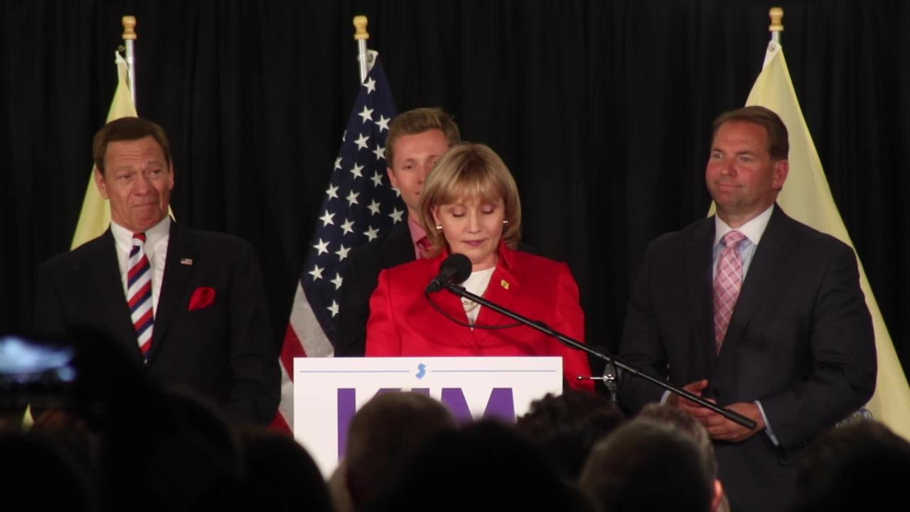 Video: Kim Guadagno primary victory speech