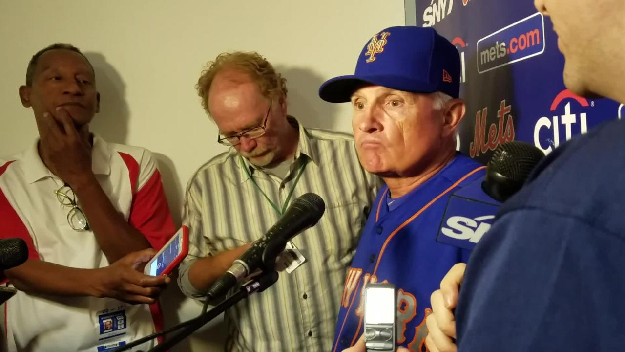 Video: Collins discusses loss