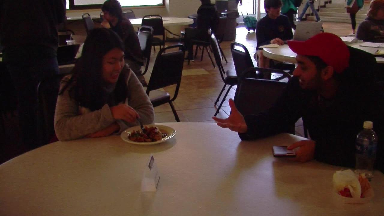 Olympic College enrolls students from about 30 countries and wants to recruit more.