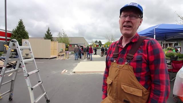 Four tiny cottage villages are planned for Kitsap County.