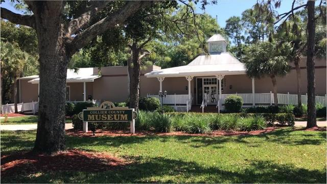 Travel back in time at the Collier County Museum to learn all about the Calusa Indian civilization that traveled here centuries before explorers. At the museum, visitors will be able to experience the daily lives of the first settlers when they arrived to the Gulf Coast hundreds of years ago.