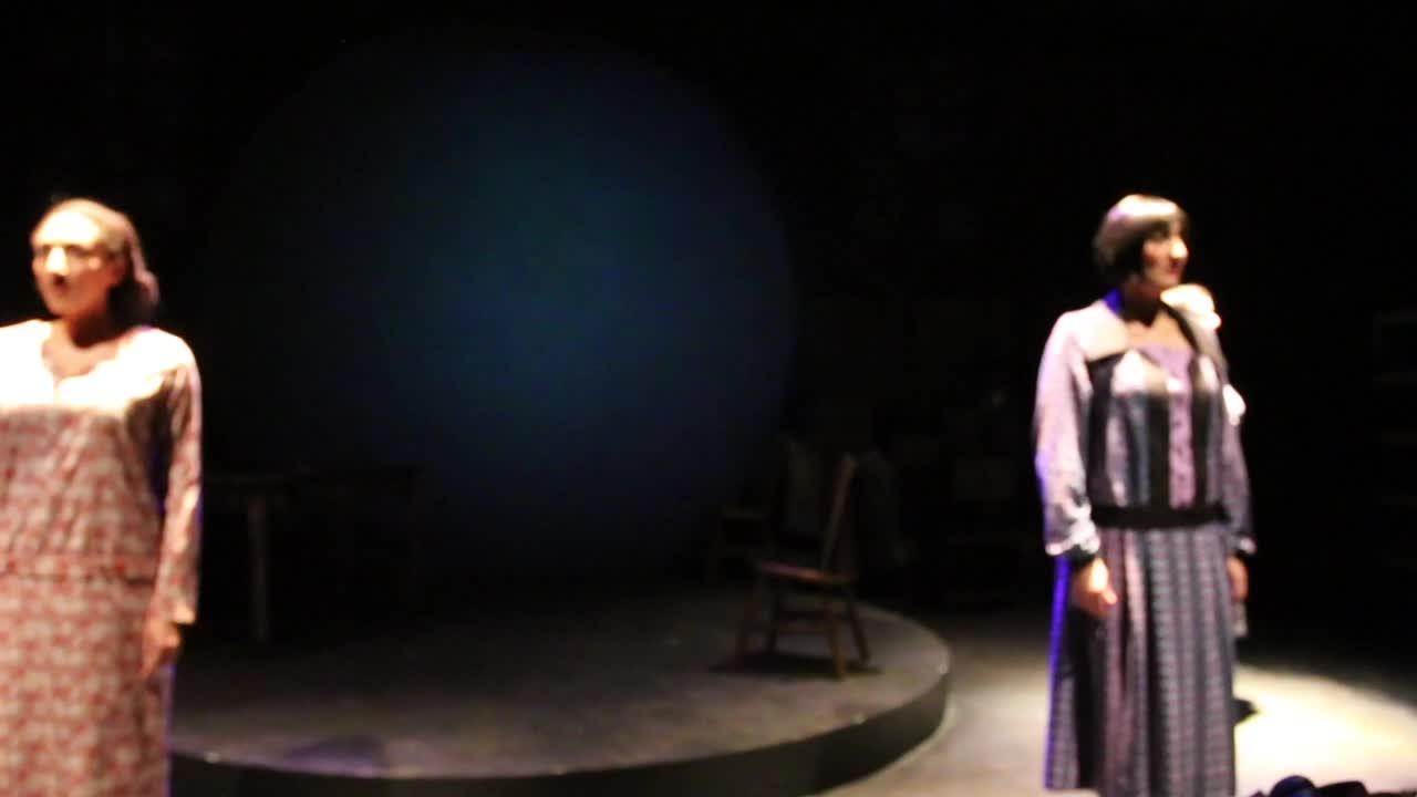 """""""These Shining Lives"""" tells a true story of deception and death in the workplace at The Naples Players Tobye Studio Theatre through April 15. Video by Patrice Shields/The Naples Players"""
