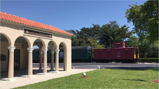 The Naples Depot Museum is located in the restored Seaboard Air Line Railway passenger station. The station was used in the 'Roaring Twenties' and demonstrates the generations of changing technology and transportation in Southwest Florida.