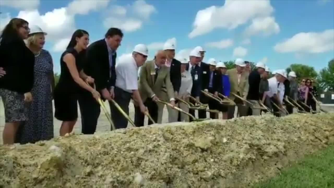 "Lee Health held a ""ground-raising"" ceremony in May for its $140 million ""health and wellness"" village in Estero, just south of Coconut Road."