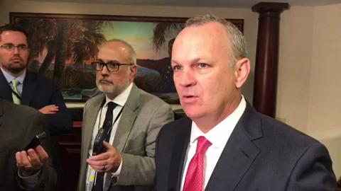 House Speaker Richard Corcoran explains $85M incentive fund