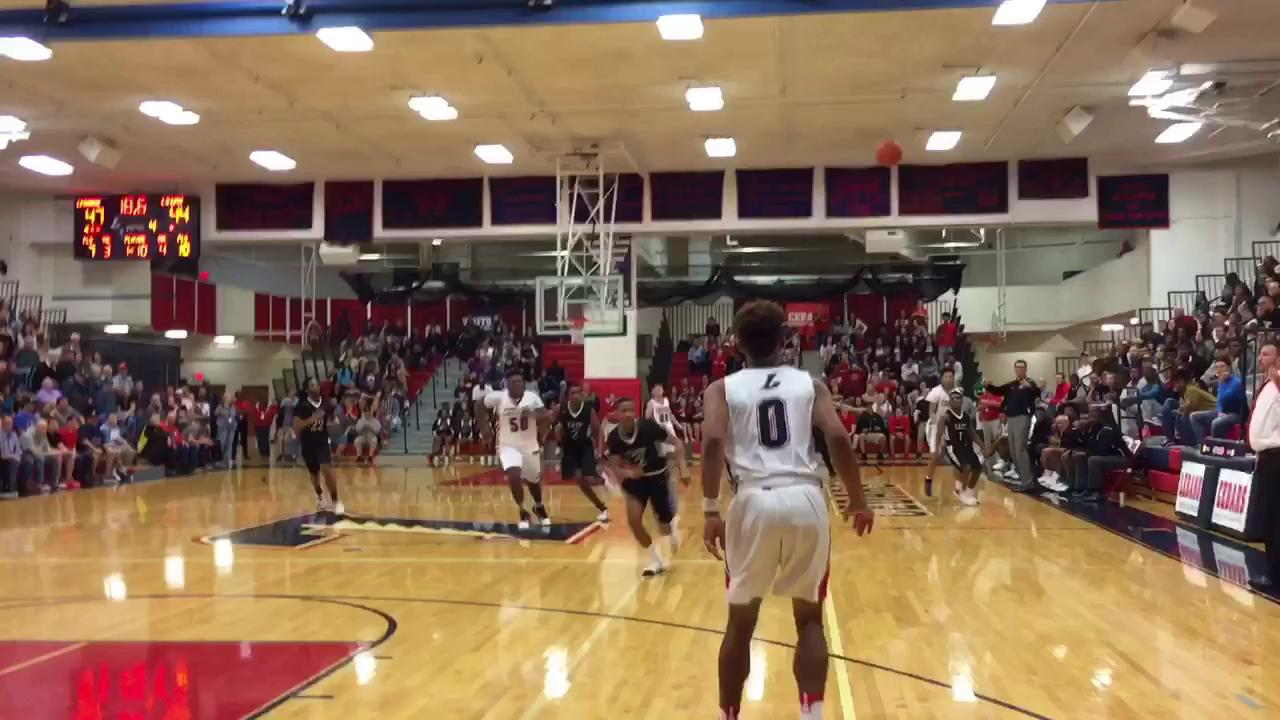 Watch: CD East/Lebanon top 5 plays