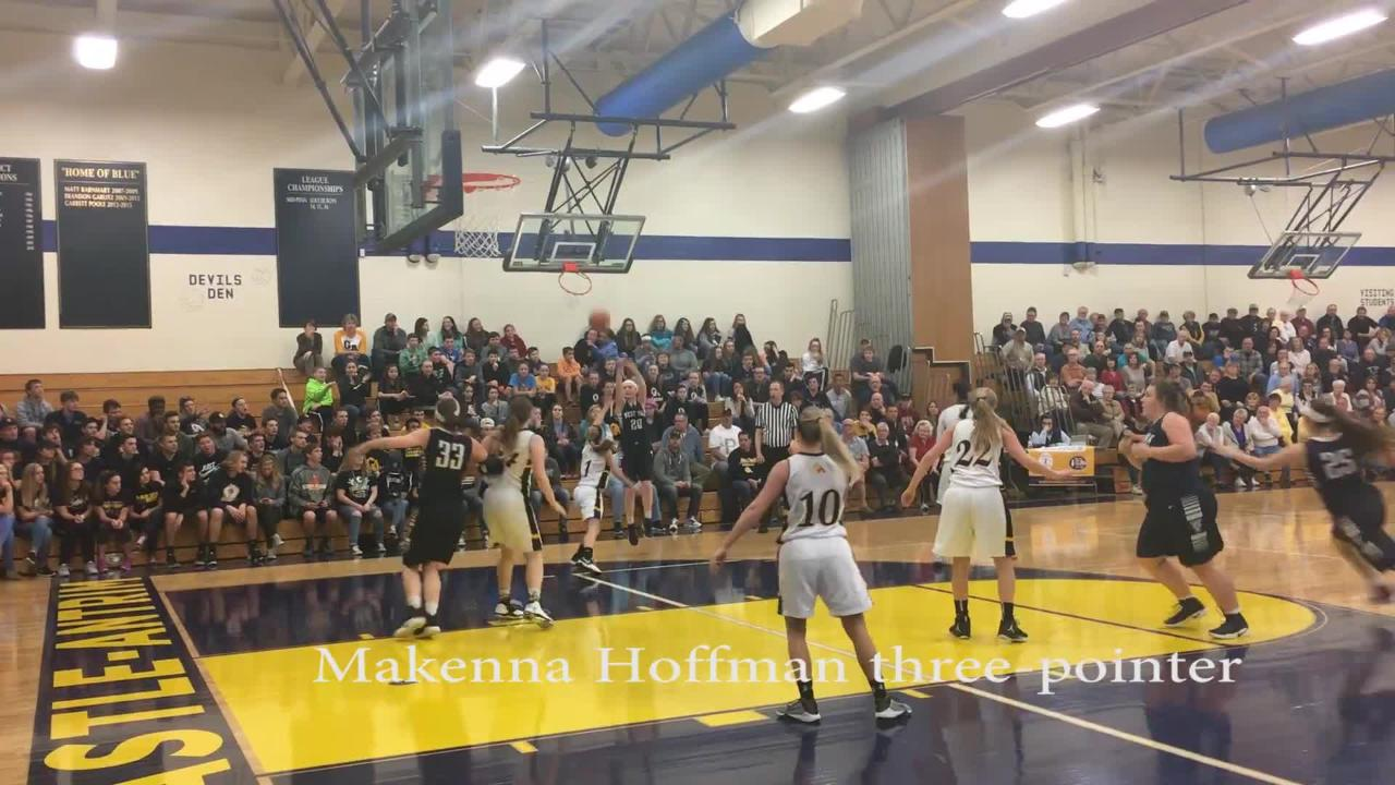 Watch: Top 5 plays Greencastle-Antrim vs. West York