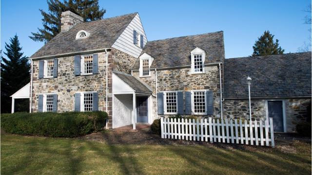 Watch: Tour classic stone home in Wyndham