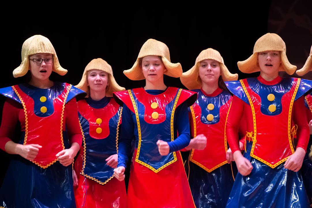 "CAMS South drama club presents ""Shrek Jr.: The Musical."""